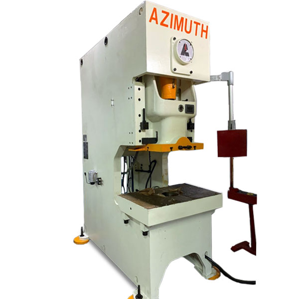 Azimuth 80 tons part-revolution press